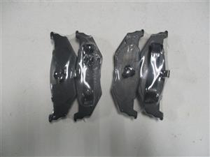 CHRYSLER PT CRUISER BRAKE PADS