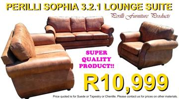 PERILLI SOPHIA Six Seater Suite