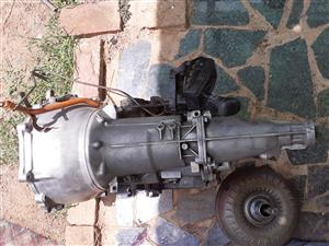 AUTOMATIC GEARBOX FORD OLD TERRITORY