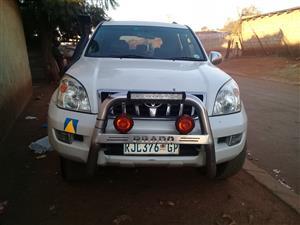 2004 Toyota Land Cruiser Prado 3.0DT GX