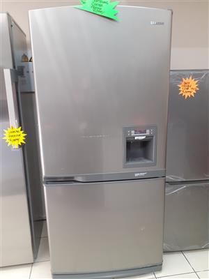 Samsung combi fridge.