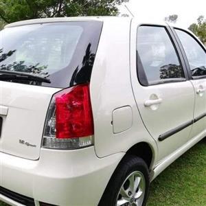 2010 Fiat Palio 1.6 EL 5 door