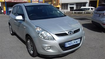 2011 Hyundai i20 1.4 Motion auto