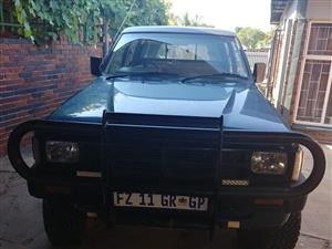 1989 Toyota Hilux 3.0D 4D 4x4 Raider