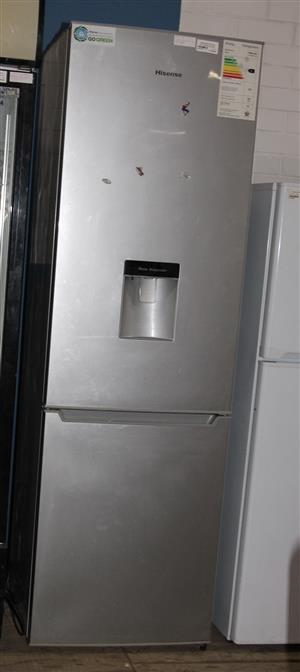 Hisense H359BME WD silver fridge S031523A #Rosettenvillepawnshop