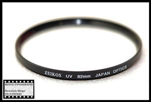 82mm - Zeikos UV Filter