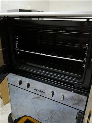 Defy Gemini Double oven with Ceramic 4 plate stove plus hob