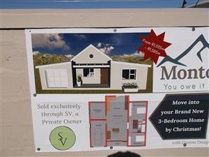 Upmarket new House in safe Development - Kleinmond