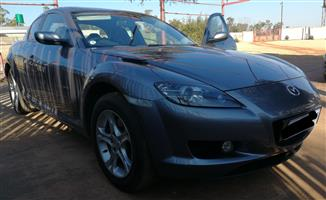 2004 Mazda RX-8 5 speed