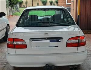 2012 Toyota Corolla 160i GLE