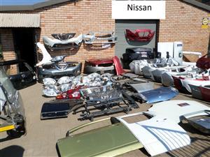 Nissan Body Parts