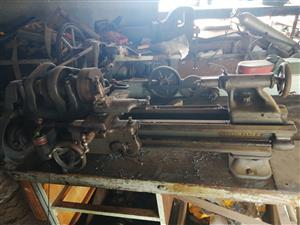 South bend steel lathe