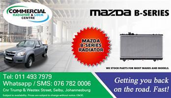MAZDA B-SERIES 2.5 RADIATORS FOR SALE