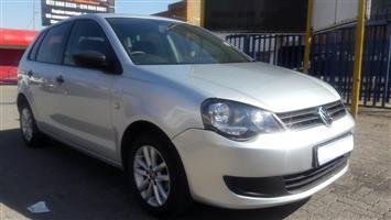 2014 VW Polo Vivo 5 door 1.6