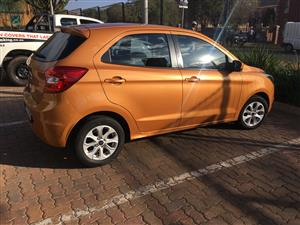 2016 Ford Figo hatch 1.5TDCi Trend