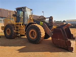 Used 2008 Bell L2606D Front End Loader for sale