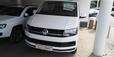 2018 VW Kombi SWB T6 KOMBI 2.0 TDi DSG 103kw (TRENDLINE PLUS)