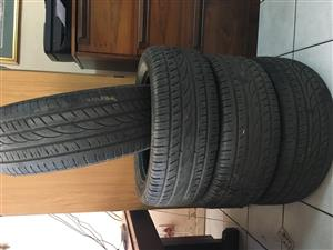 Powertrac tyres 235/55 17 inch