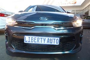 2018 Kia Rio hatch 1.4 Tec