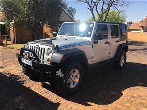 2009 Jeep Wrangler Unlimited no variant