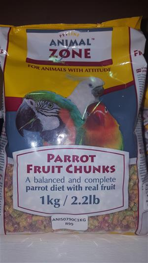 Animal Zone Bird Seed/Food available at PETS4LIFE BRACKENFELL