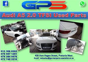Audi A5 2.0 TFSI Used Part for Sale