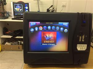 Touch It Touch Screen Counter Top Multi Game Coin operated units for sale