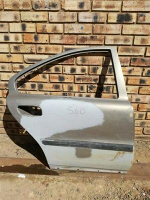 Volvo S60 Right Rear Door  Contact for Price