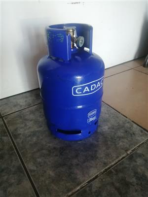 Gasbottle Cadac 3KG   In prestine working condition