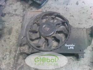 Hyundai Radiator Fan