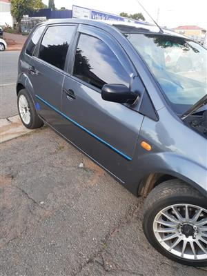 2007 Ford Fiesta 1.4 3 door Titanium