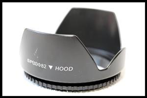 82mm - Petal Shaped Lens Hood