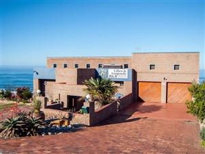 Sea-view Bed and Breakfast for sale