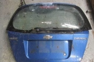 2009 CHEV SPARK TAILGATE SHELL – USED(GLOBAL)