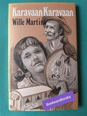 Karavaan Karavaan - Wille Martin.