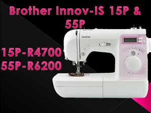 Black Friday Special - Brother Innov-is 15P & 55P