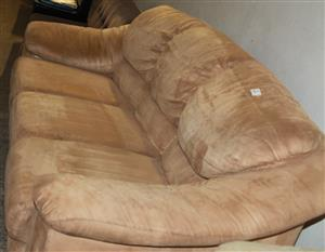 3 Seater couch S029453a #Rosettenvillepawnshop