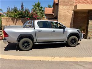 Sports/Roll Bar for Toyota Hilux 2.8GD6 Double Cab