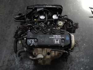 HONDA ZC 160016V (SOHC) SINGLE CAM FOR SALE