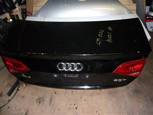 Used Audi B8 Boot Lid Complete for Sale