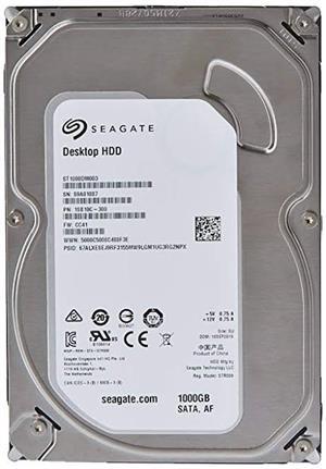 1 terabyte desktop hard drive