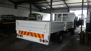 Dropsides Manufacturing