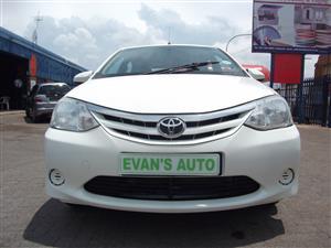 2014 Toyota Etios Cross 1.5 Xs