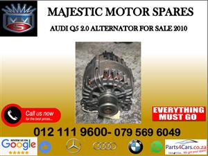 Audi Q5 2.0 alternator for sale