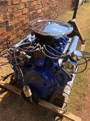 Ford 351 Cleveland V8 with C4 auto box | Junk Mail