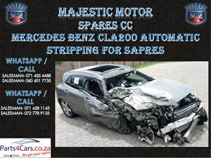 Mercedes benz cla 200 automatic gearbox for sale