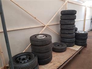 K2700 wheels from