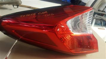 TOYOTA CHR 2018 TAILLIGHT FOR SALE
