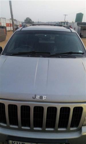 2000 Jeep Grand Cherokee 4.7L Laredo