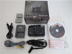 PowerShot G12 Bridge Camera